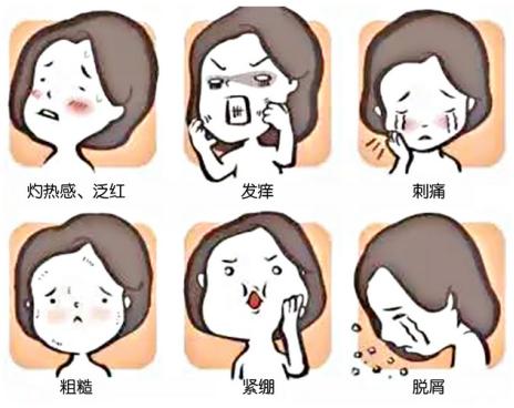 皮肤过敏会出现哪些症状?皮肤专家:多有这一表现,得学会辨别
