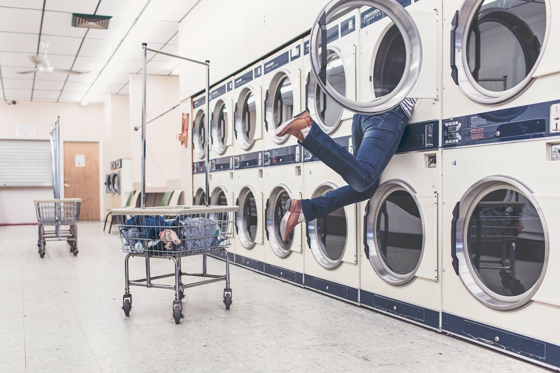 洗衣机污染物引发皮肤过敏